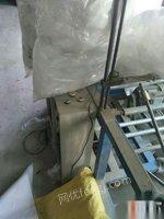 河北保定转让9.9成新二手纺车制袋机