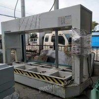 山东烟台出售大量木工设备冷压机裁板锯高频机