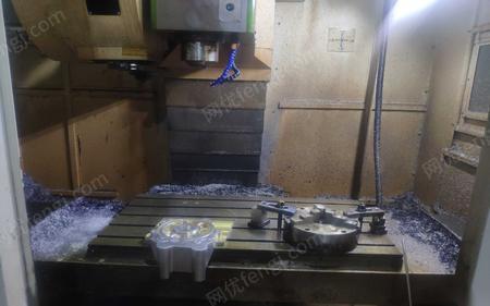 上海奉贤区群志860加工中心转让 155000元