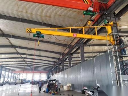 贵州贵阳 出售一台墙壁吊 1台悬臂吊平衡吊行吊龙门吊 1吨臂长6.5米