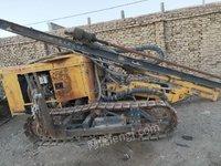 出售二手KG920-B型露天潜孔钻车