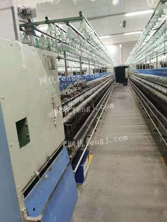 二手棉麻纺纱设备回收