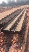 泛华钢构全国出售收购旧钢材、H型钢等