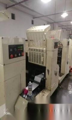 重庆江北区公司歇业,打包出售北人富士轮转机 一台4100B型,一台2900型,