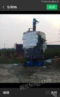 河北沧州出售大型油罐搅拌罐  10000元