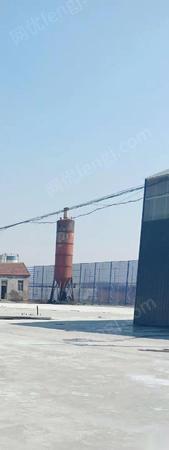 山东滨州出售75吨水泥管和水泥灌装机 13000元