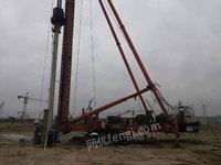 天津滨海新区出售1台6.3吨二手打桩机电议或面议