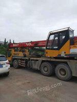 安徽安庆出售1台三一25吨二手起重设备248000元