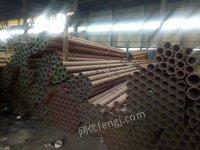 因钢管厂倒闭出售1000吨钢管,杭州提货