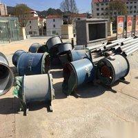 河南洛阳出售11台全新没用过风机 10000元
