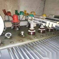 广东东莞半价处理500kva油浸式电力变压器 二手变压器