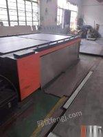 重庆江北区出售14年迪能激光切割机