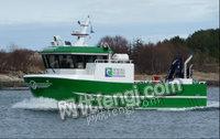 求购一台深海养.殖工作船  看货议价