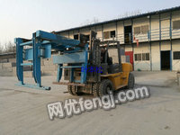 Sell a used Haiyuan brick holding machineGuangdong