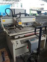 中山专业回收丝印机移印机印刷设备