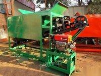 河北邯郸20型柴油筛沙机出售