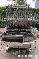 广东二手德宙十二轴,八轴绕线机多台出售 60000元