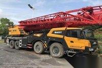 山东潍坊高价求购20-25吨吊车