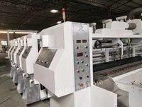 广东地区出售二手东方四色1224开槽印刷机