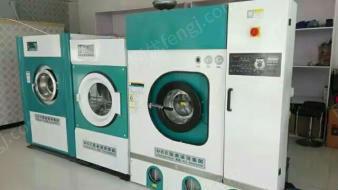 干洗店机器设备 全套九成新UCC干洗店设备转让