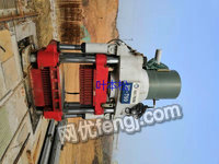In need of a used HF-T90 automatic hydraulic brick machineHubei