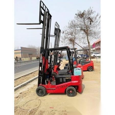 山东德州转让现货供应CPD-10T1吨电动叉车支持定制