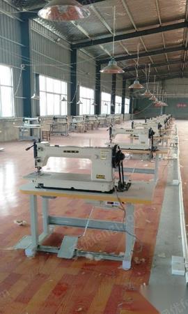江苏淮安因不生产了 全新工业缝纫机低价处理