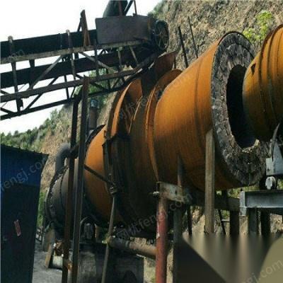 山东临沂公司转行出售一批二手滚筒烘干机
