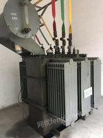 山东潍坊求购1台二手电力变压器电议或面议
