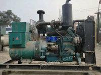 二手国产进口柴油发电机处理