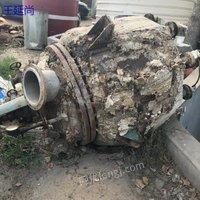 一吨电加热不锈钢反应釜304材质设备低价出售