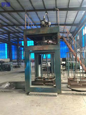 处理西北电工9模直列式铜大拉一台