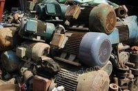 高价回收各种废旧电机