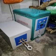 内蒙古赤峰一批高频焊接机高频淬火机退火机出售