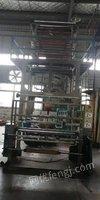 安徽铜陵低价出售广东1.5米吹膜机需要联系 30000元