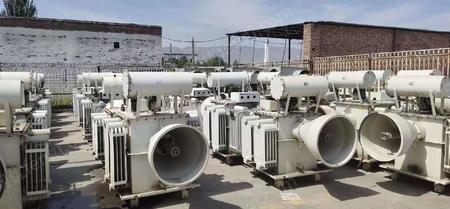 河北保定专业二手变压器回收,回收制冷设备
