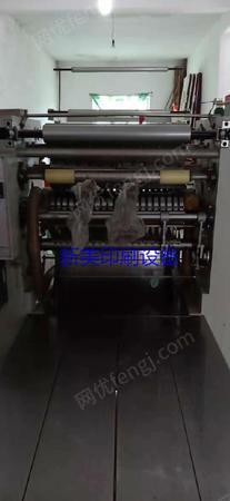 海创抽式纸机