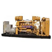 出售二手天然气发电机组  济南生产天然气发电机组