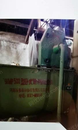 饲料生产设备回收