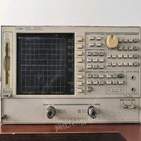 江苏苏州出售网络分析仪8753es 32000元