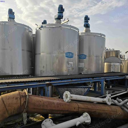 二手乳品厂设备价格