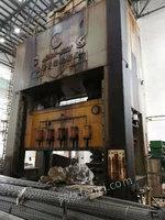 二手上海800锻闭式双点压力机出售