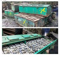 煤业公司废电瓶12组约1056个。废电瓶12组,规格型号D560KT网络拍卖