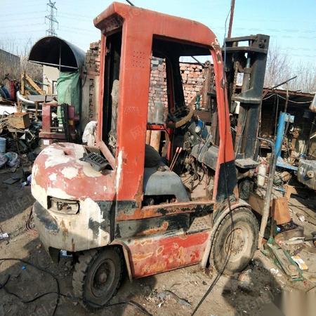 黑龙江哈尔滨杭叉3吨叉车 低价处理 1.25万元