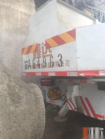 山东济宁转让12吨吊车