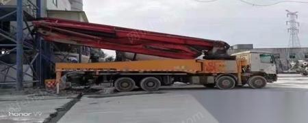湖北宜昌出售12年三一奔驰52米C8泵车