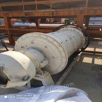 河南郑州二手球磨机 现货900×1800一台出售