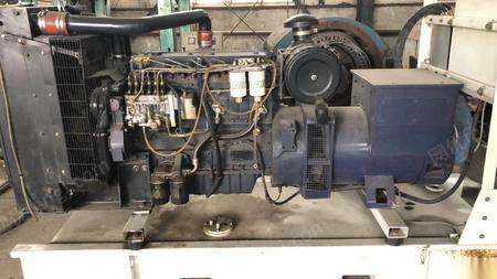 吉林吉林转让进口劳斯莱斯150千瓦二手柴油发电机组,  12000元