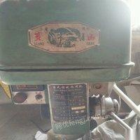 山东济南出售攻丝机3台,钻功两用一台,洗钻7032一台,