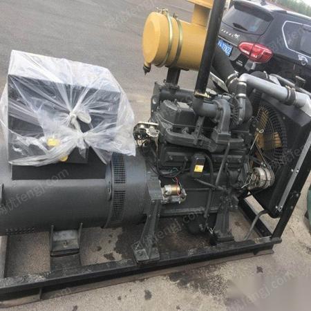 吉林长春半价转让一台潍柴150千瓦二手柴油发电机组,